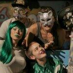 MaskedAZ – Unprecedented at Unexpected Gallery