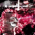 APS Electric Light Parade Lights Up Central Phoenix