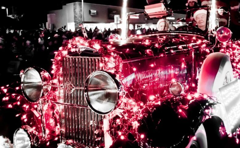 APS Electric Light Parade