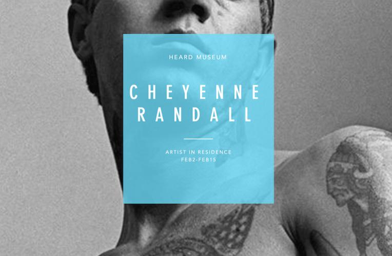 Heard Cheyenne Randall
