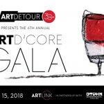 Art d'Core Gala Celebrates 30 Years of Art Detour with Artist Showcase