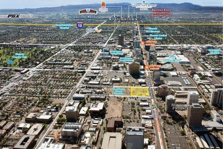 Midtown Phoenix property