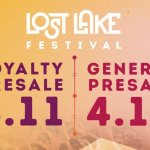 Get Ready to Get Lost Lake Festival Tickets