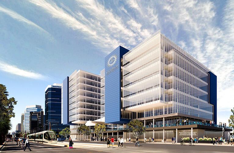 Nursing Schools In Arizona >> Creighton University to Build a Health Sciences Campus at Park Central