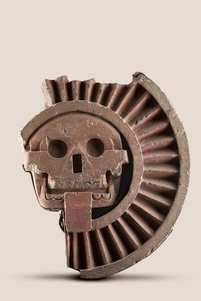 Teotihuacan Circular relief