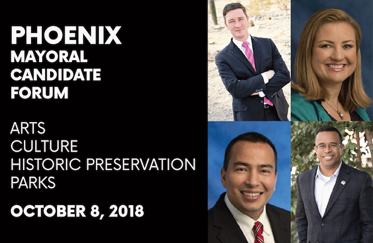 Phoenix Mayoral Candidate Forum
