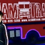 Jam Tram Brings the Mobile Party to Grand Avenue